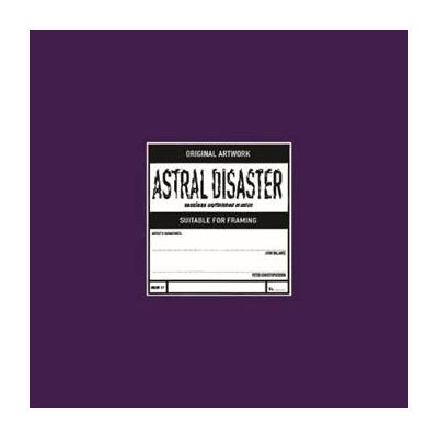 ASTRAL DISASTER SESSIONS UNFINISHED MUSICS (LTD 2000)
