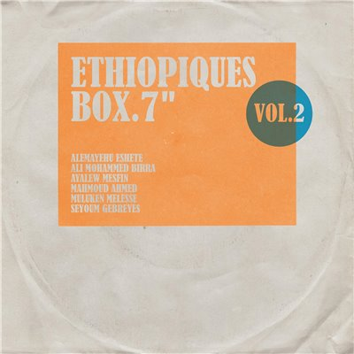 ETHIOPIQUES BOX VOL.2 (LTD BOX)