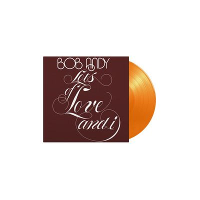 LOTS OF LOVE AND I (LTD COLORED VINYL)