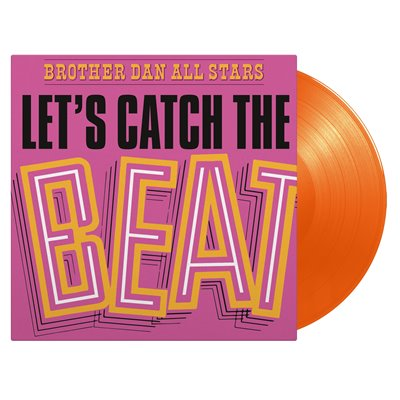 LETS CATCH THE BEAT (COLOURED VINYL)