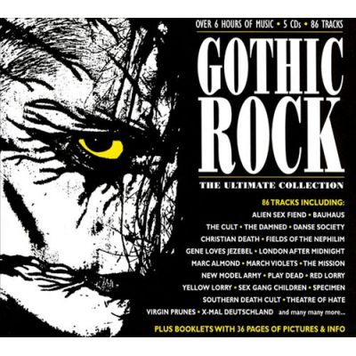 GOTHIC ROCK - THE ULTIMATE COLLECTION